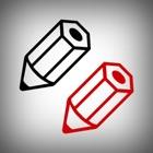 messagerie manuscrites X icon