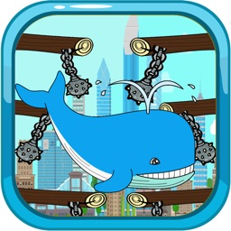 The Swing Hero Baby Whale Game