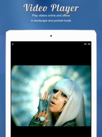 Screenshot #6 pour iLax - Vidéo et Document