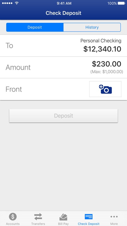 OneUnited Bank Mobile Banking screenshot-3
