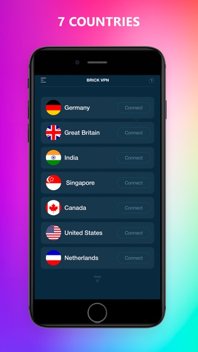Вriсk VРN - Best Proxy app image
