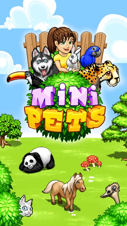 Mini Pets screenshot-0