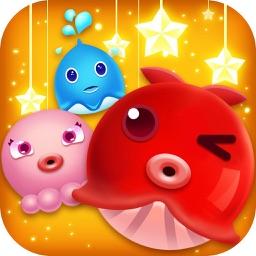 单机游戏 - 梦幻消星星海底花园版