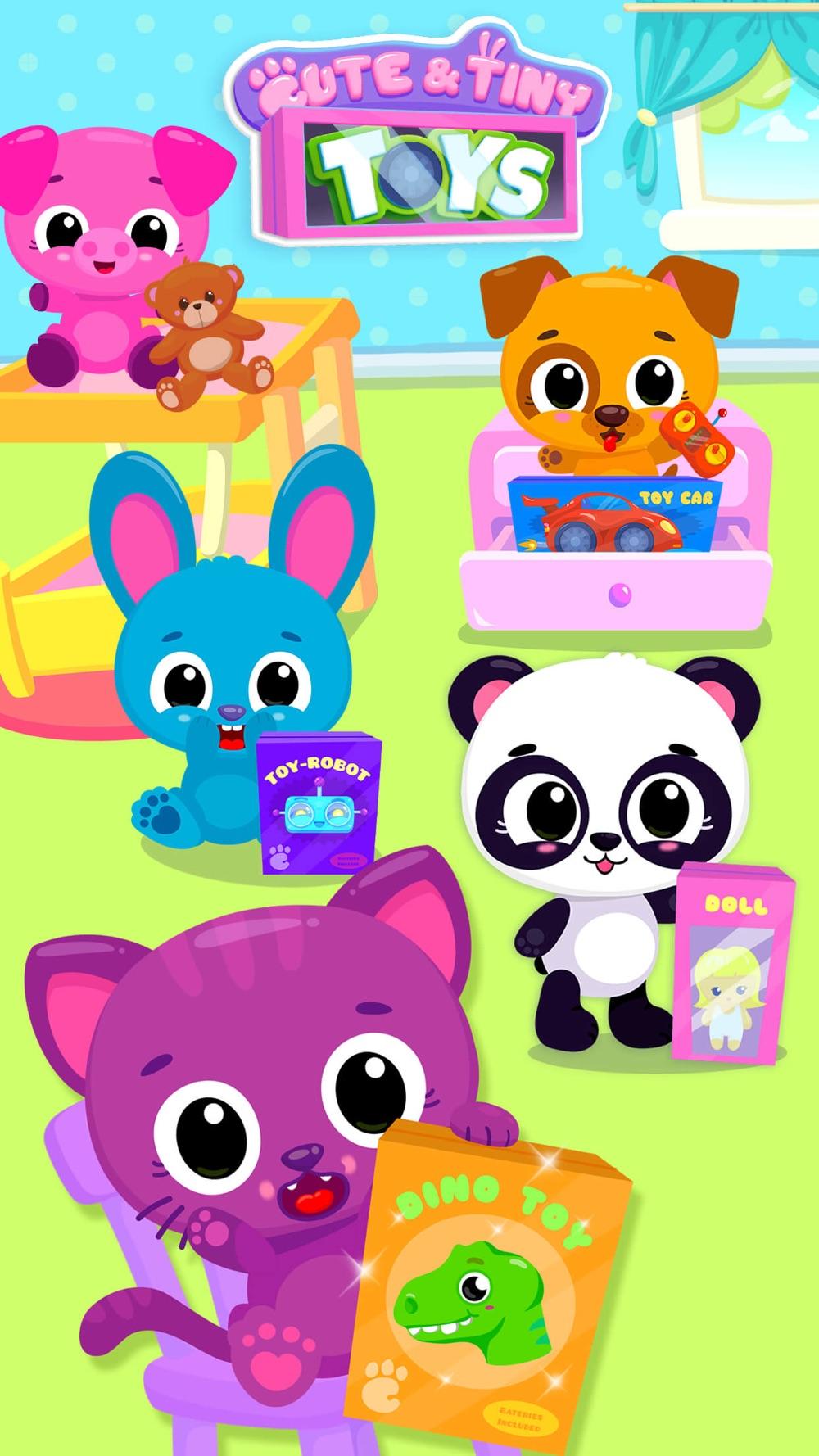 Cute & Tiny Toys