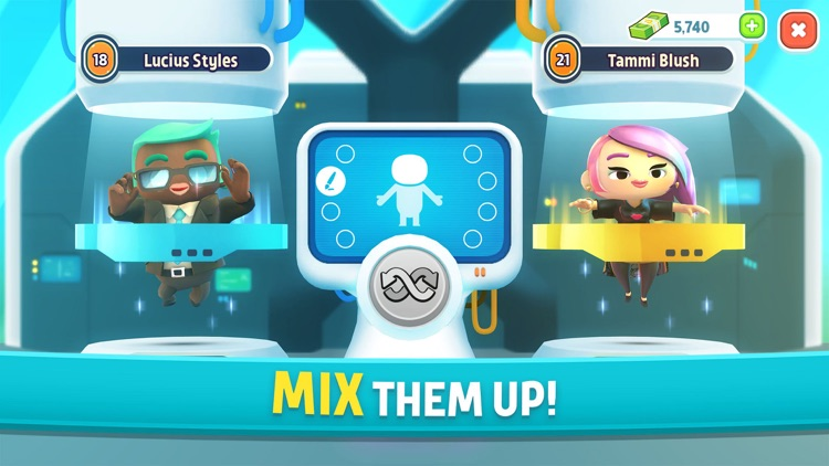 City Mania: Town Building Game by Gameloft