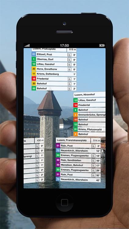 Departures Switzerland screenshot-4