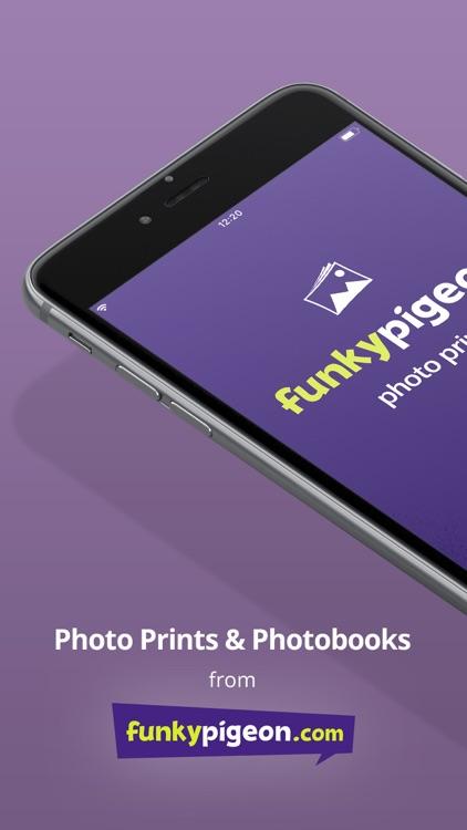 Funky Pigeon Photo Prints screenshot-0
