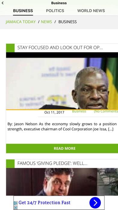 Jamaica Today screenshot 2
