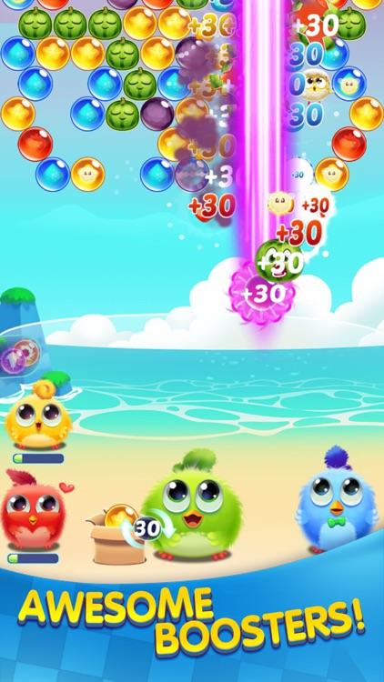 Bubble Wings: Bubble Shooter