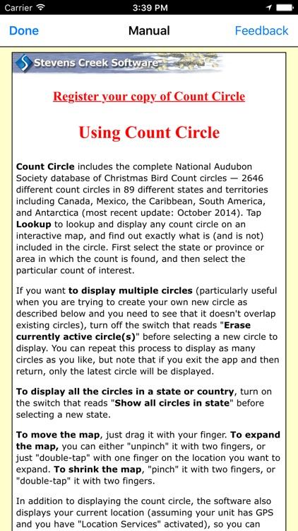 Count Circle screenshot-4
