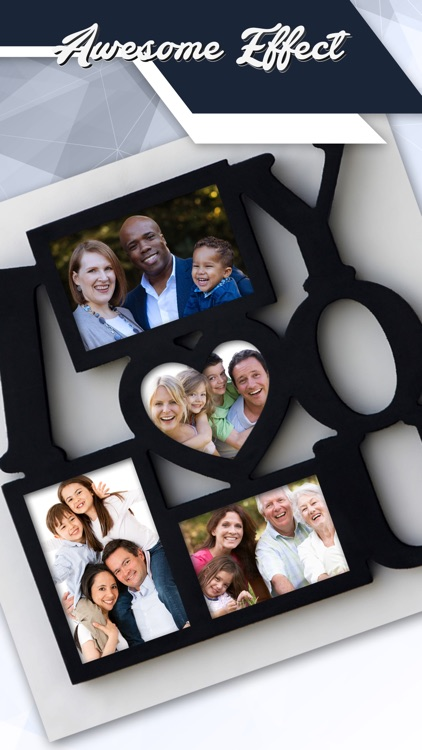 Smart Family Photo Frame