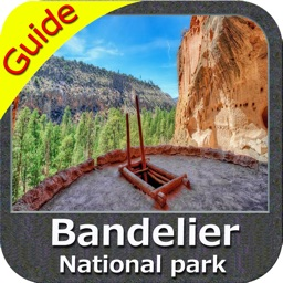 Bandelier National Monument - GPS Map Navigator