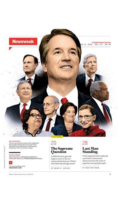 Newsweek International ScreenShot1