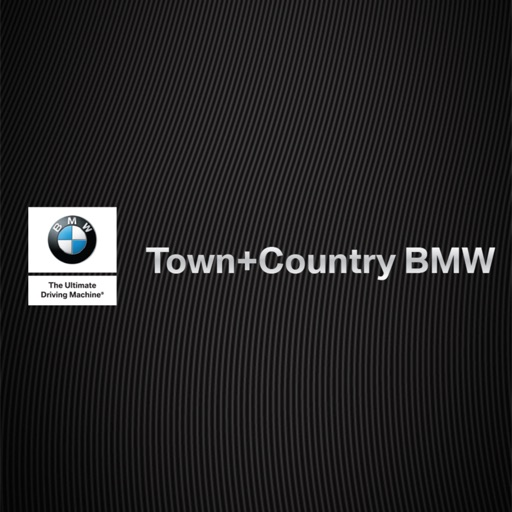 Town+Country BMW iOS App