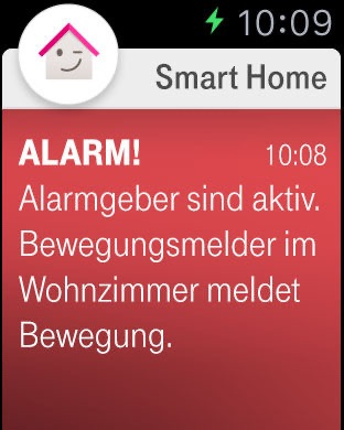 Screenshot #10 for T-Mobile SmartHome