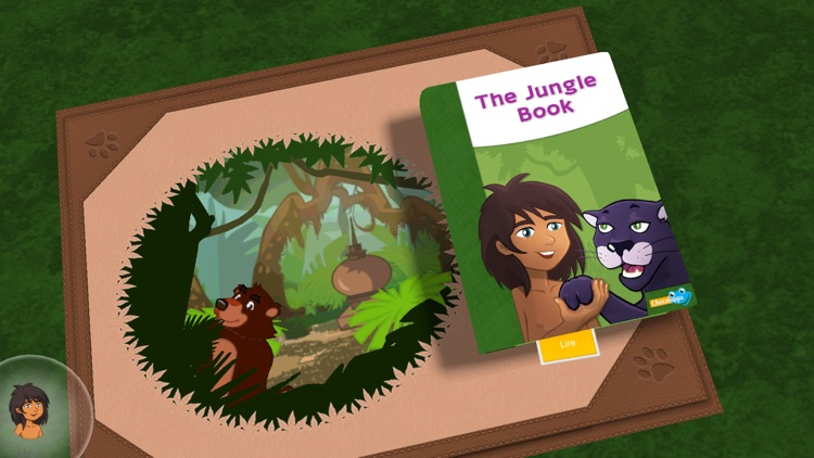 The Jungle Book by Chocolapps