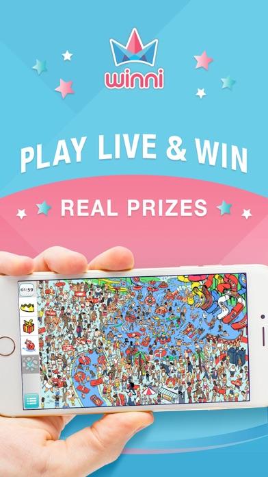 Winni - Play and win Screenshot 1