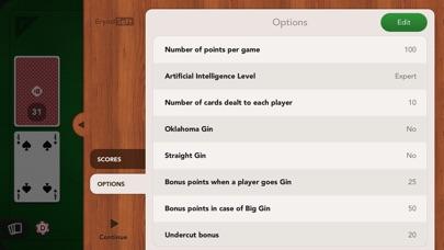 Gin Rummy + screenshot1
