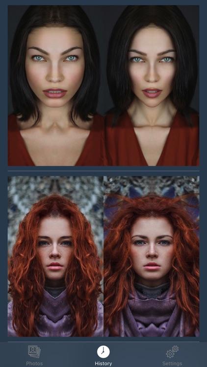 FaceSym - Facial Symmetry Test screenshot-4