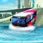 simulador autobuses agua surf icon