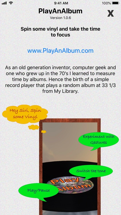 PlayAnAlbum screenshot-4