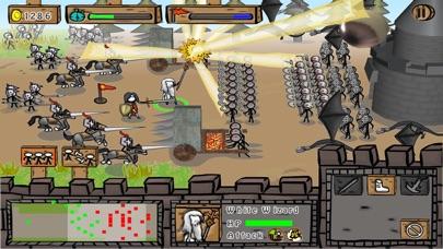 Screenshot 1 Doodle Wars Heroes