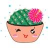 Lovely Cactus Emoji Sticker Reviews
