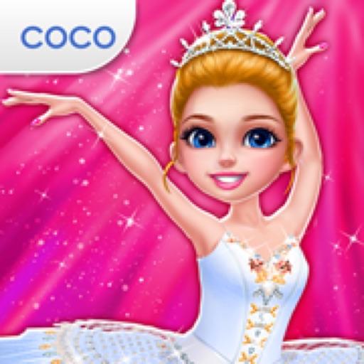 Красавица-балерина