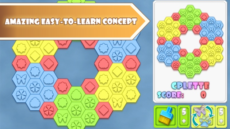 Fitz: Match 3 Puzzle Game screenshot-3