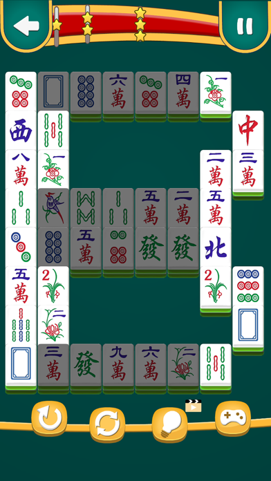 Mahjong #Screenshot von 3