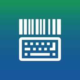 ScanKey - Barcode OCR Keyboard