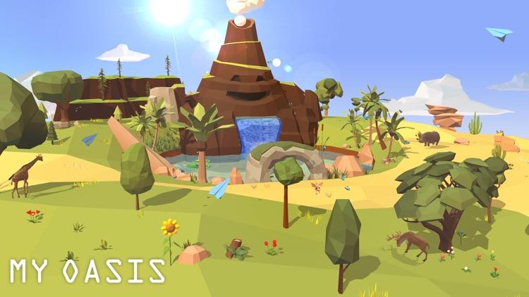 My Oasis: Relaxing Clicker App screenshot-3