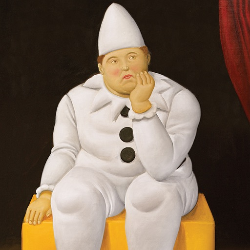 Botero:a dialogue with Picasso