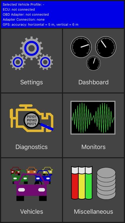 OBD Evolution: Car Diagnostics screenshot-0