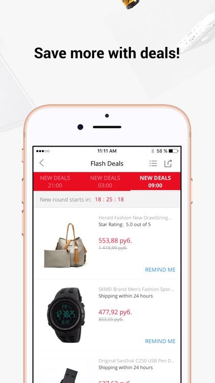 AliExpress Shopping App screenshot-3
