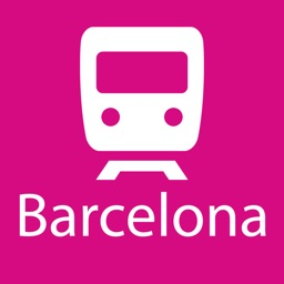 Barcelona Rail Map Lite