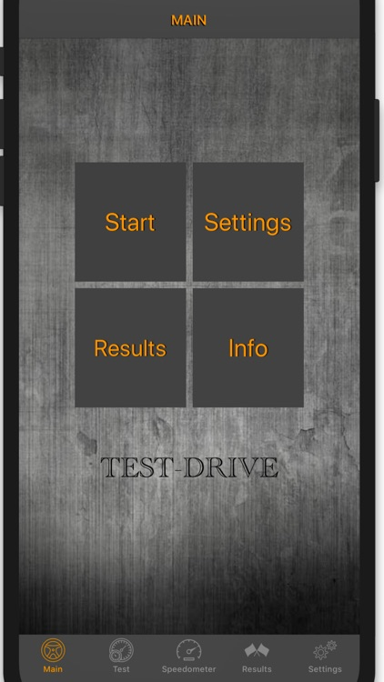 Test-Drive Lite: Speedometer screenshot-0