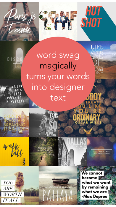 download Word Swag - Cool Fonts apps 1