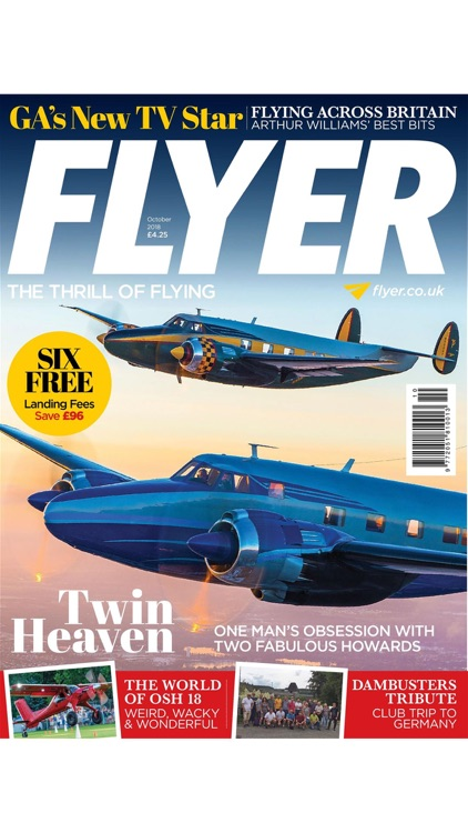 FLYER Magazine