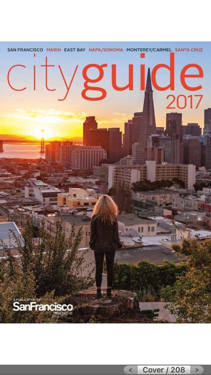 In-Room Cityguide SF