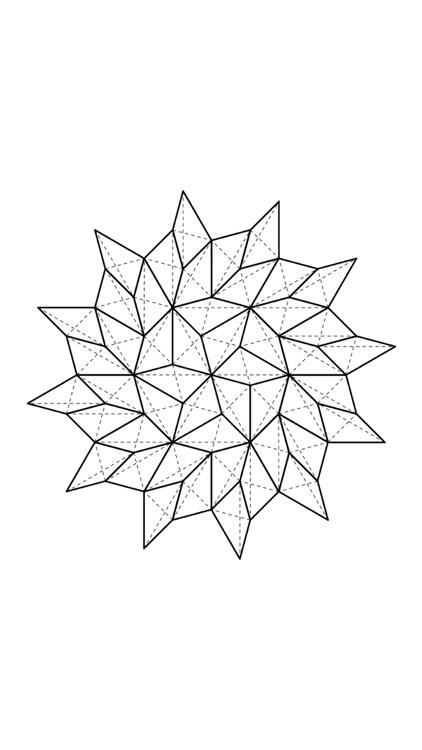 Entangle - Geometric drawing screenshot-4