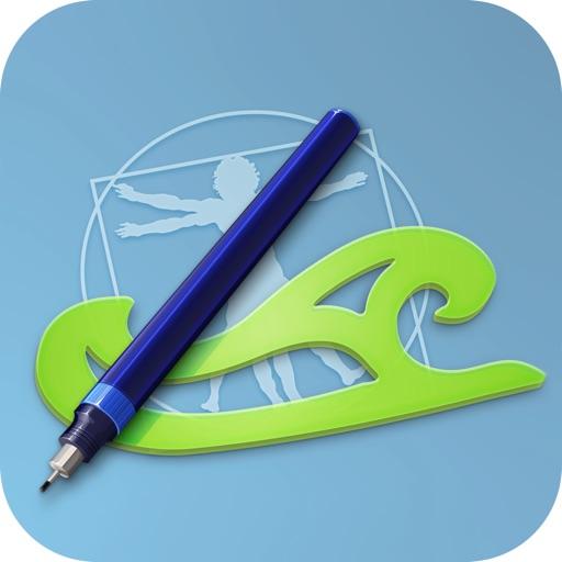 Intaglio Sketchpad iOS App