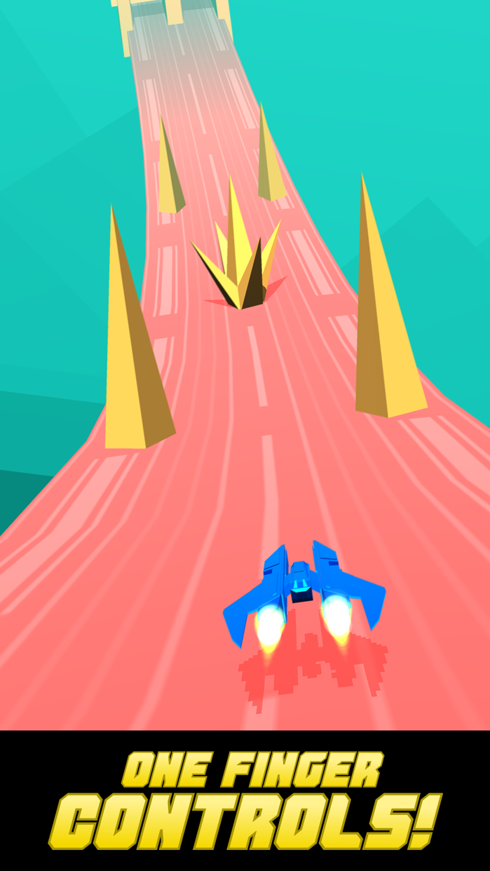 Hovercrash Screenshot