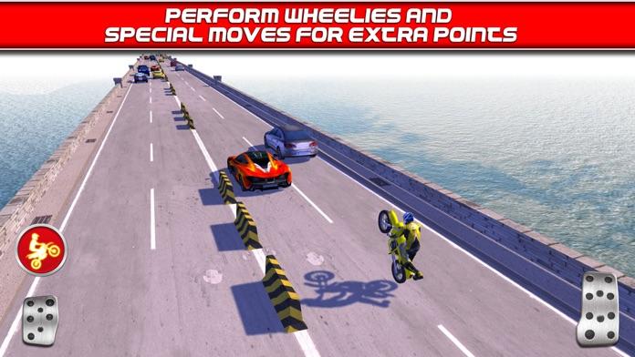 Bike Race: Traffic Ride Screenshot