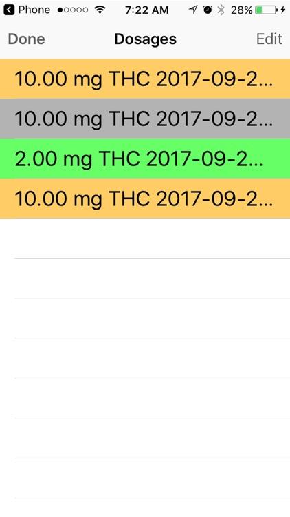 Dosage Calc 0.8.9 screenshot-3