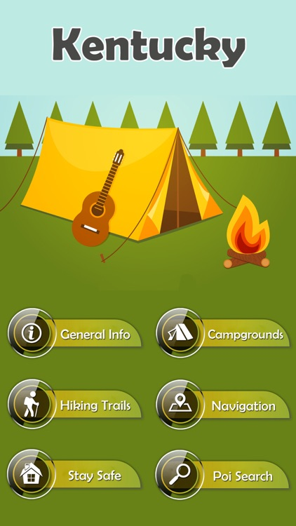 Kentucky Campgrounds & Trails