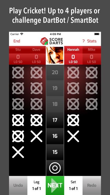 Score Darts Scorer screenshot-5