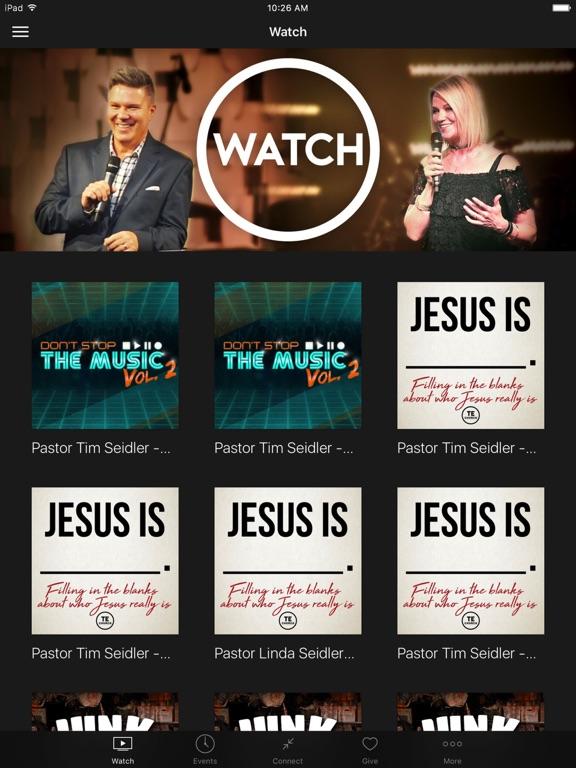 The Experience Church App screenshot 4