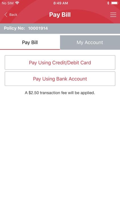 21st Century Insurance screenshot-3