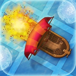 PirateFleet+ - the famous battleship like game